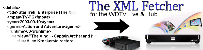 tvdb xml fetcher