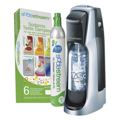 My Adventures With The Sodastream